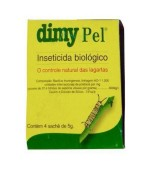 Inseticida Biológico para Lagartas Dimypel (4 sachês com 5g)